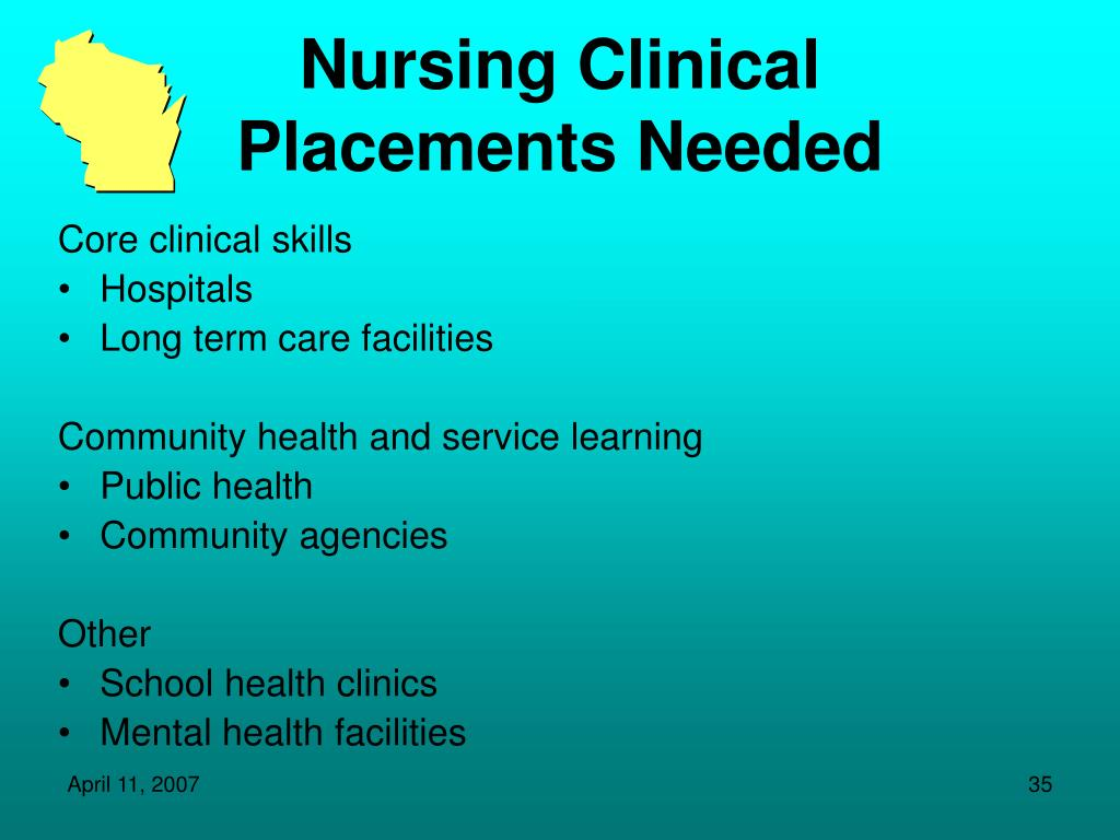 Nursing Clinical