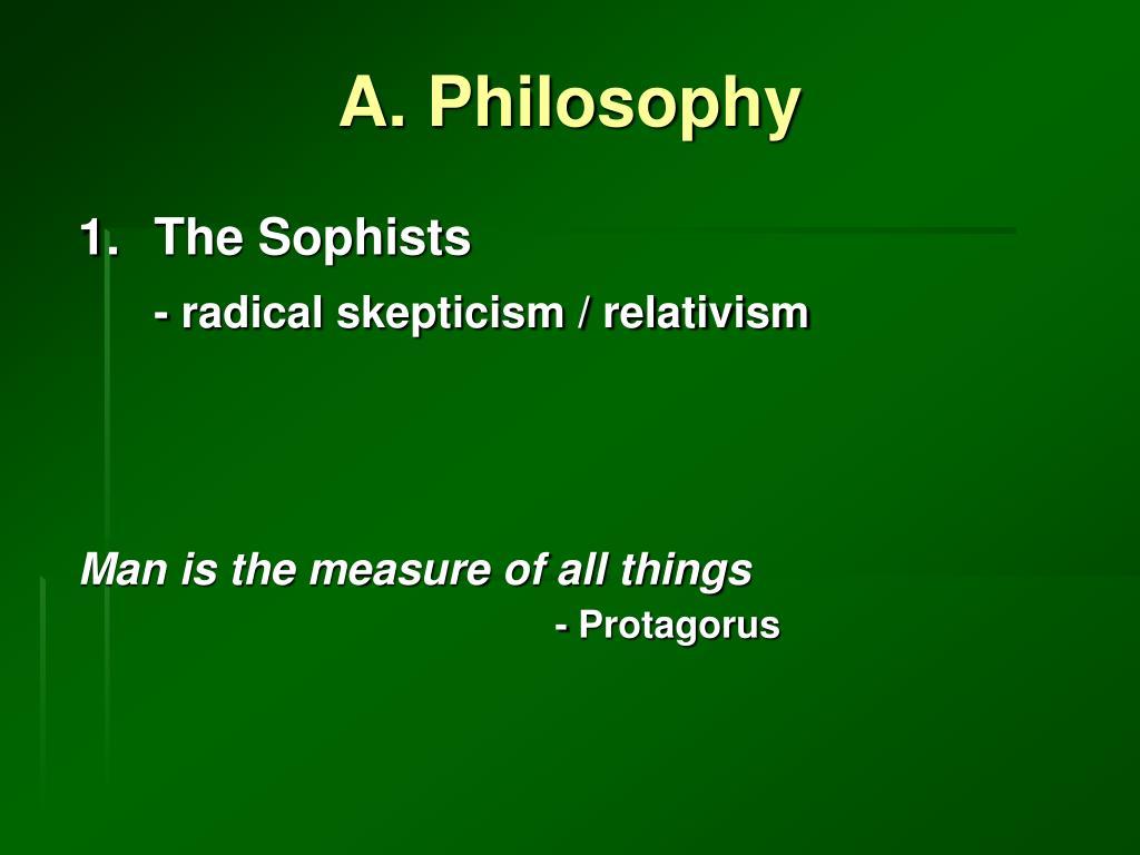 A. Philosophy