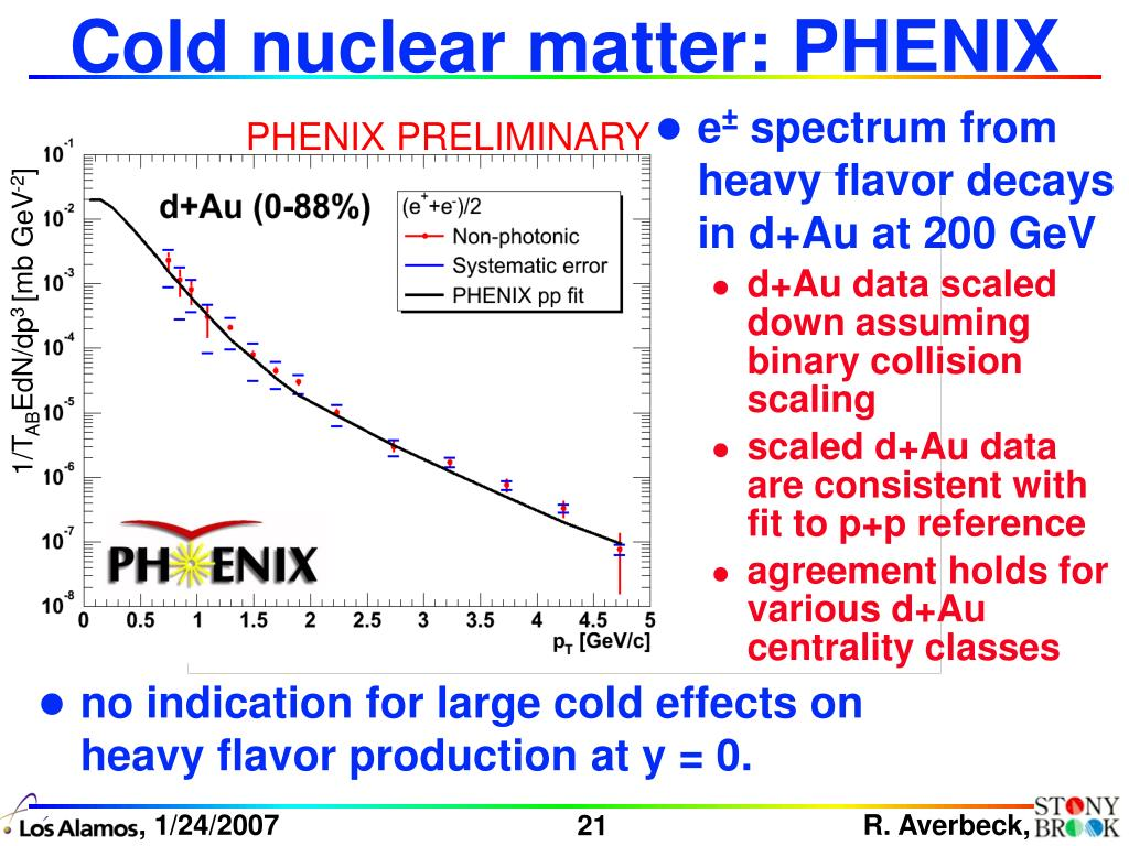 PHENIX PRELIMINARY