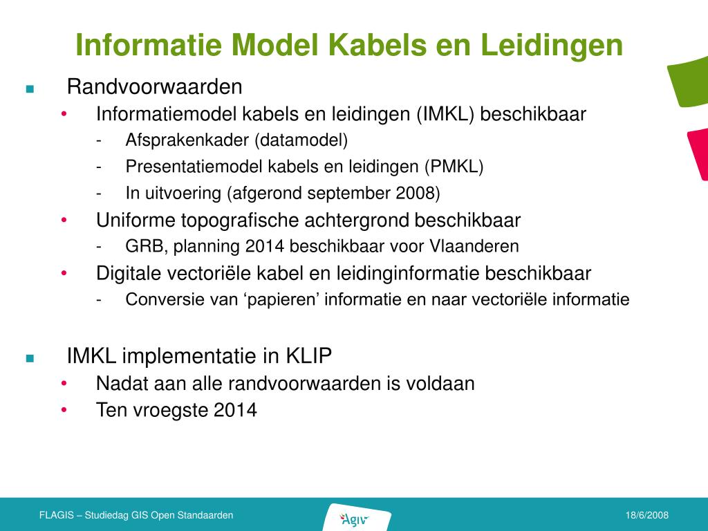 Informatie Model Kabels en Leidingen