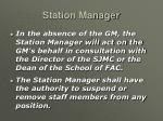 station manager13