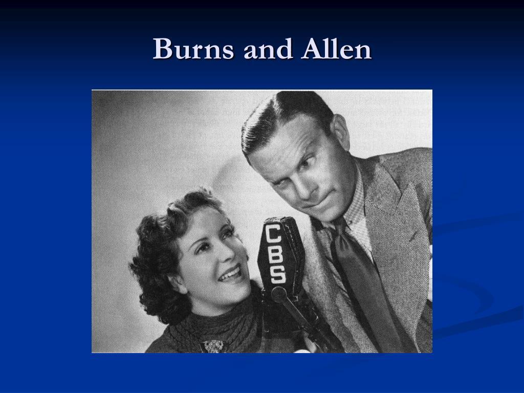Burns and Allen