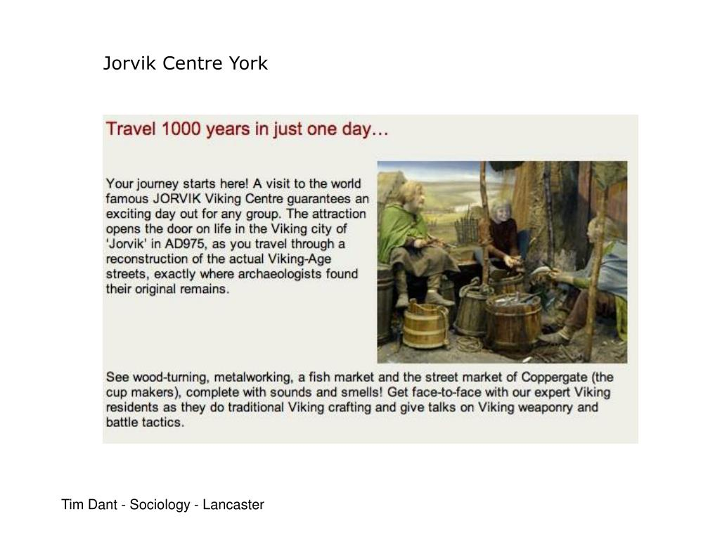 Jorvik Centre York