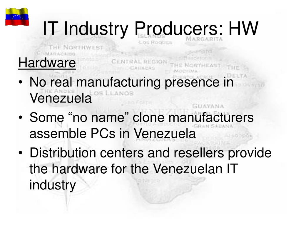 IT Industry Producers: HW