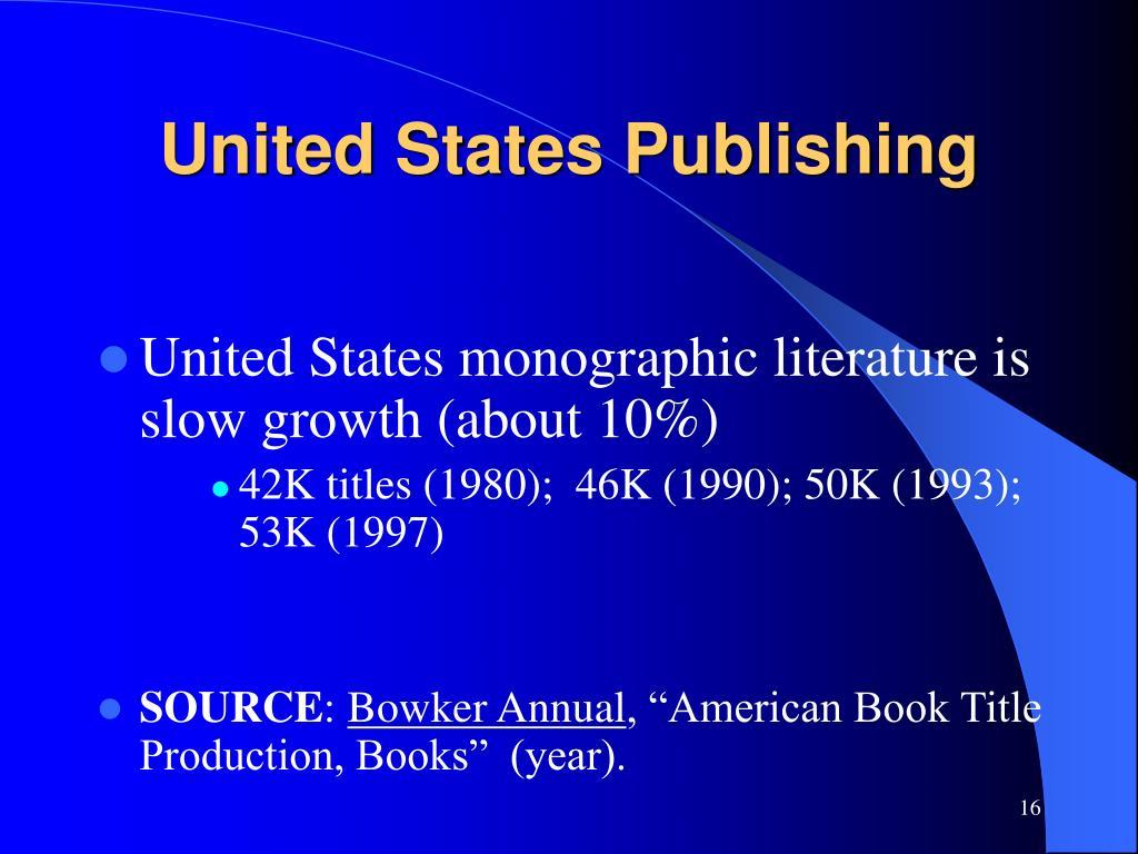 United States Publishing