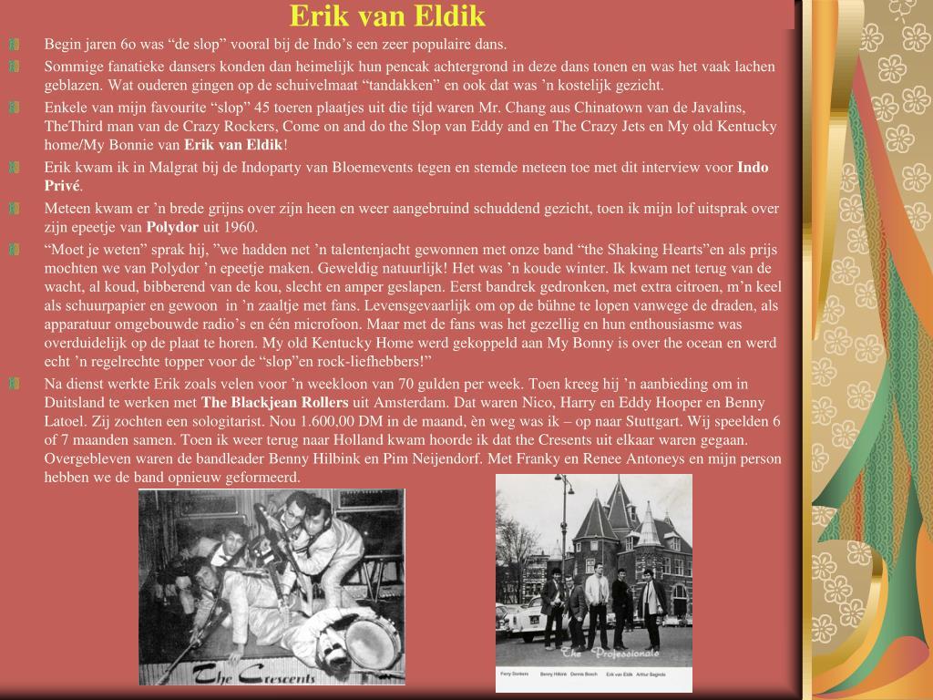 Erik van Eldik