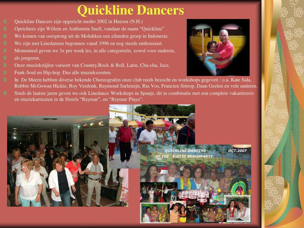 Quickline Dancers