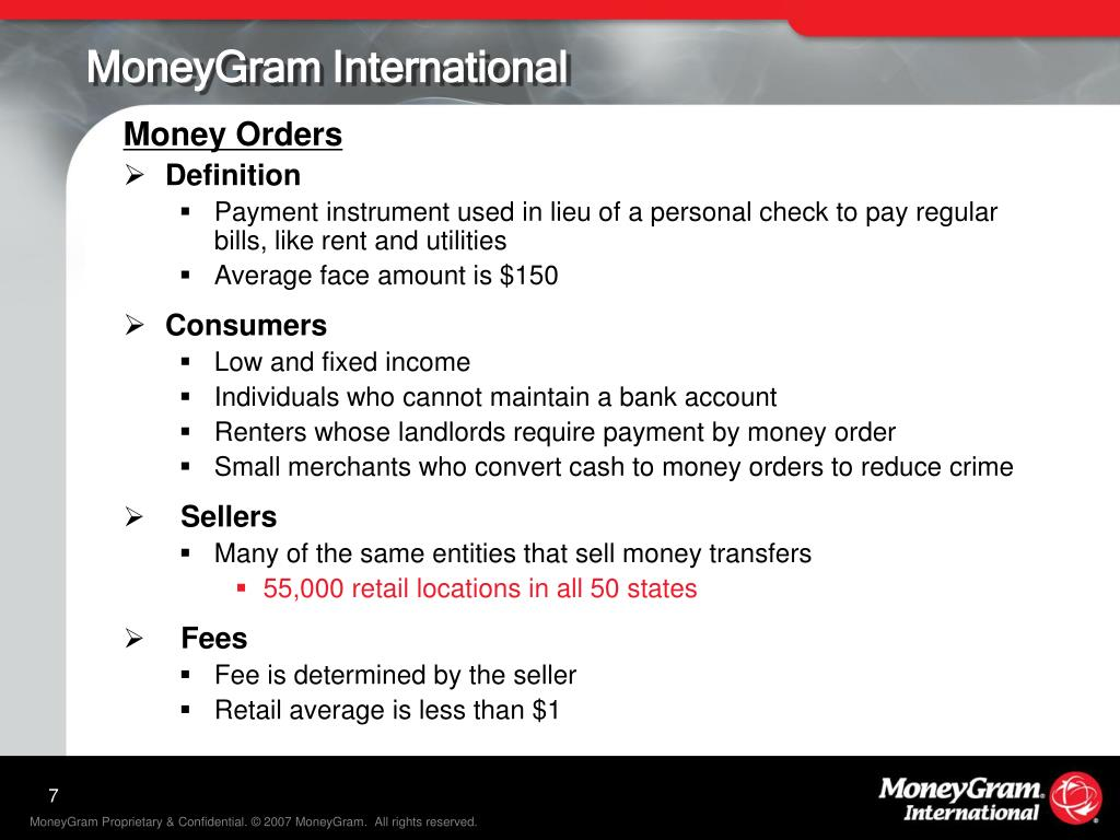 MoneyGram International