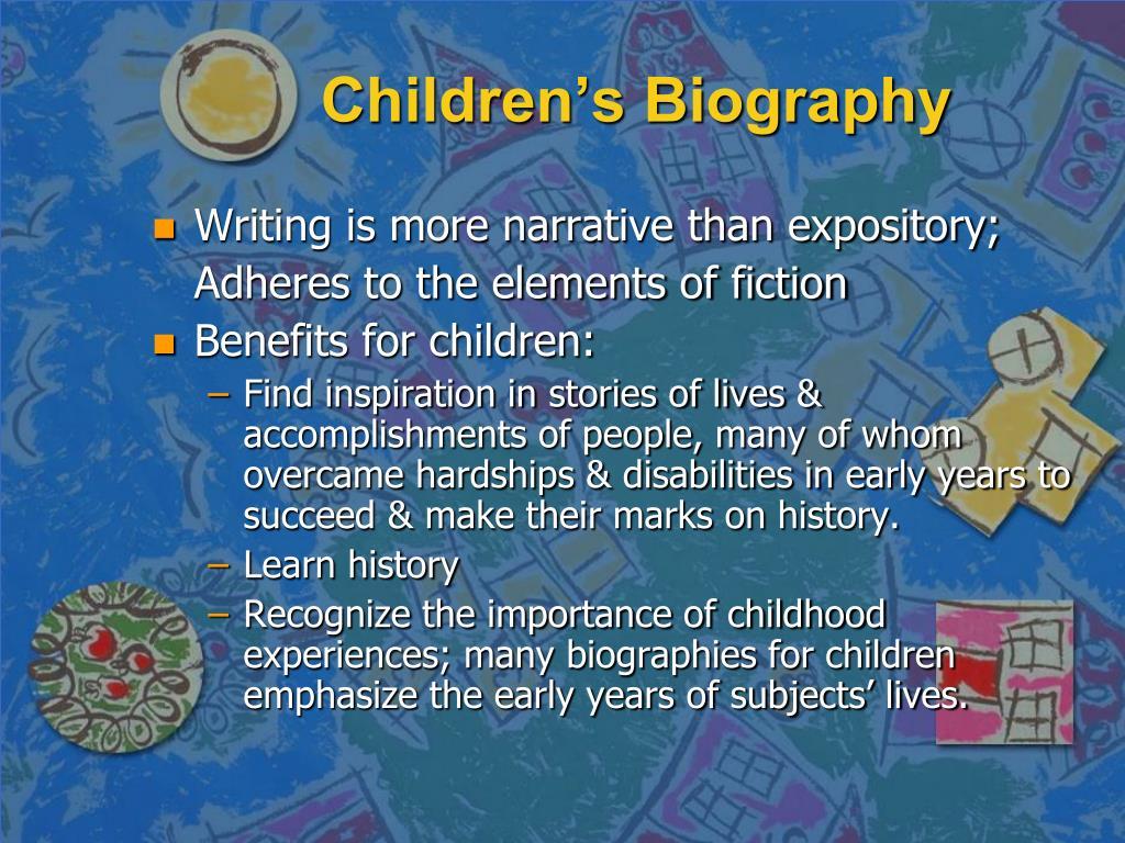Children's Biography