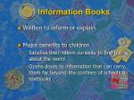 information books