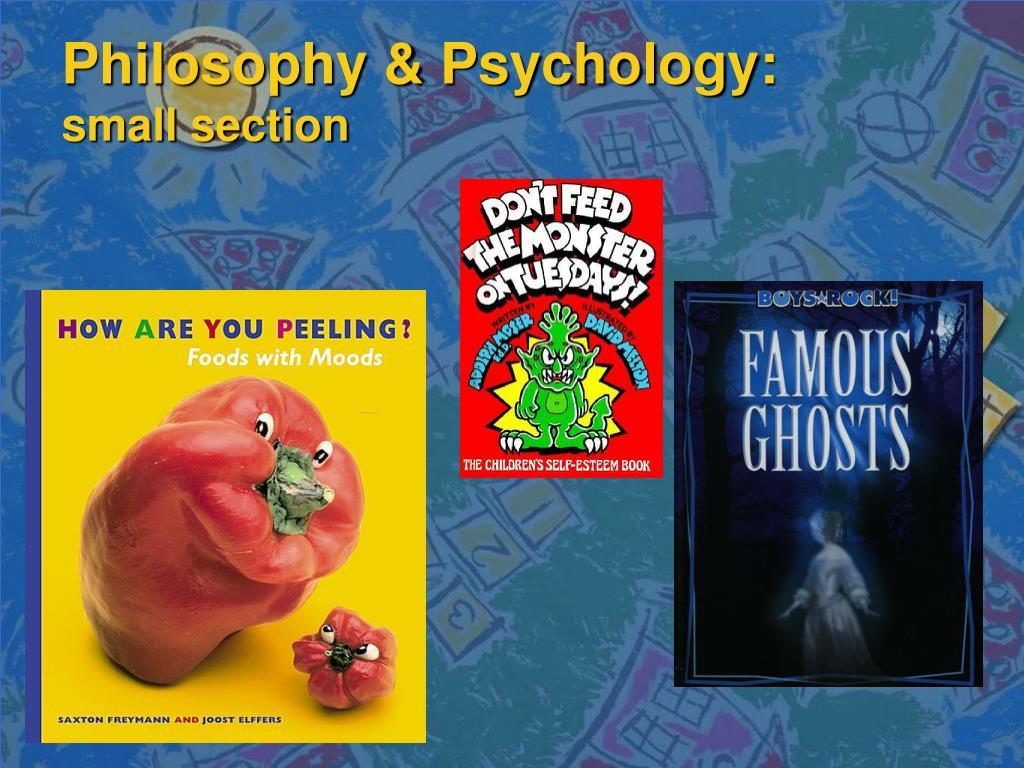 Philosophy & Psychology: