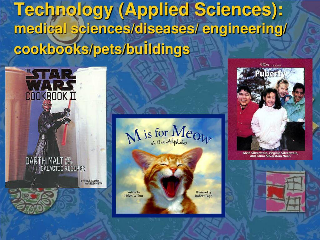 Technology (Applied Sciences):