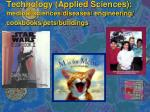 technology applied sciences medical sciences diseases engineering cookbooks pets bu i ldings