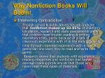 why nonfiction books will boom