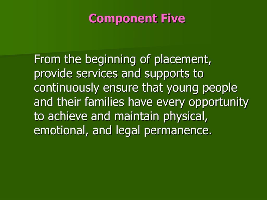 Component Five
