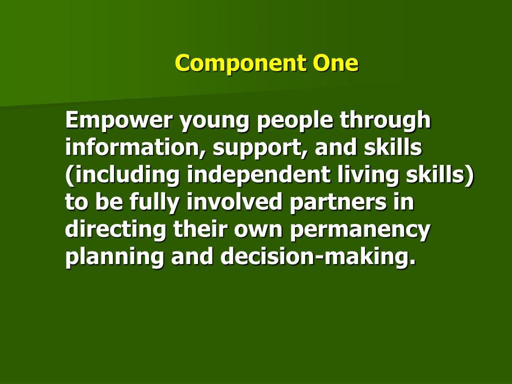 Component One