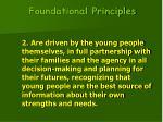 foundational principles10