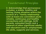 foundational principles11