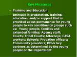 key measures62
