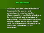key measures64