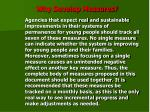 why develop measures55
