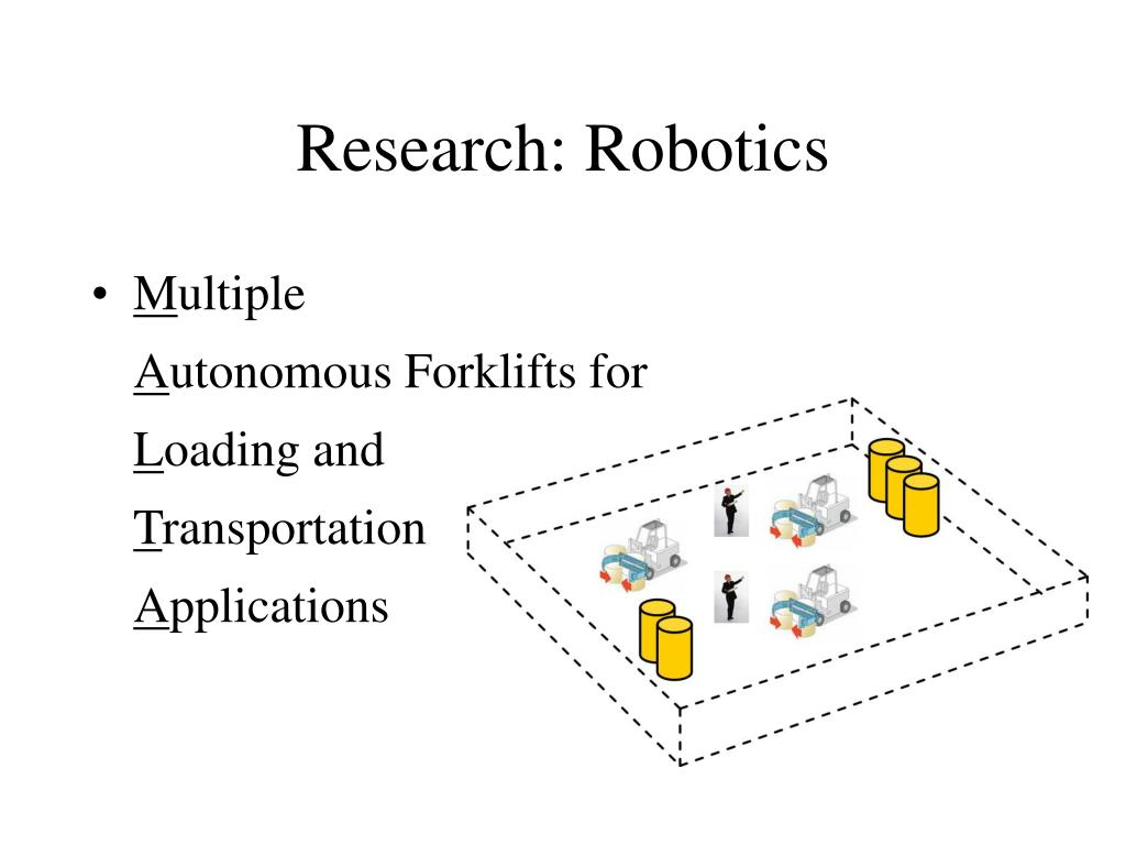 Research: Robotics