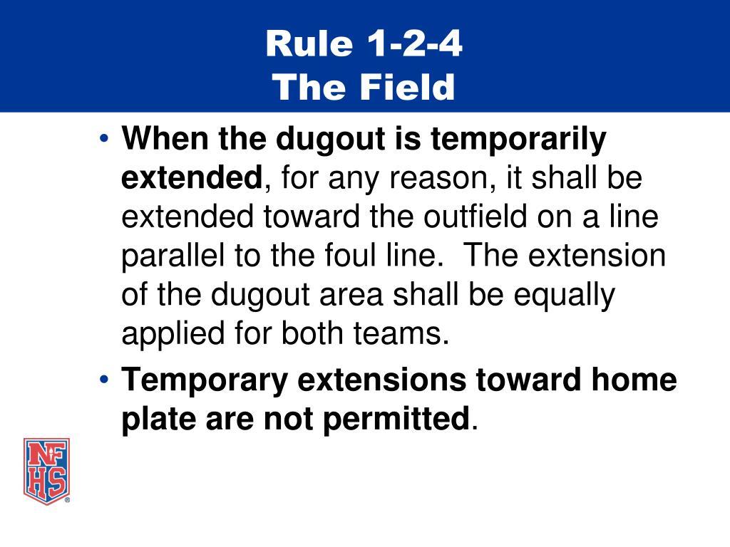 Rule 1-2-4