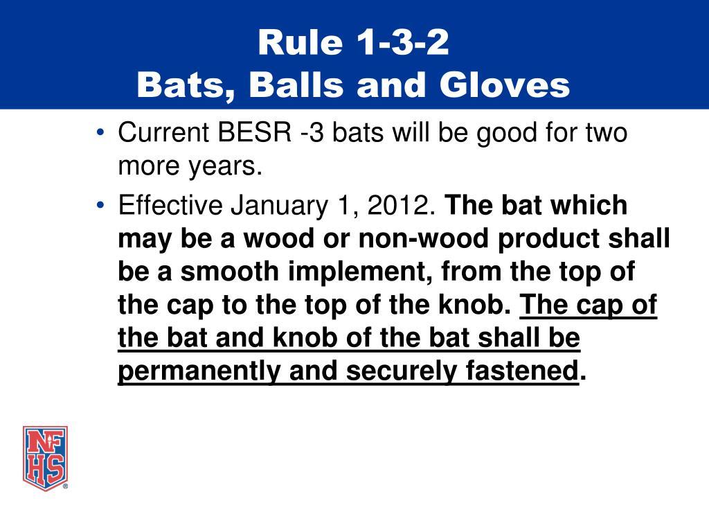 Rule 1-3-2