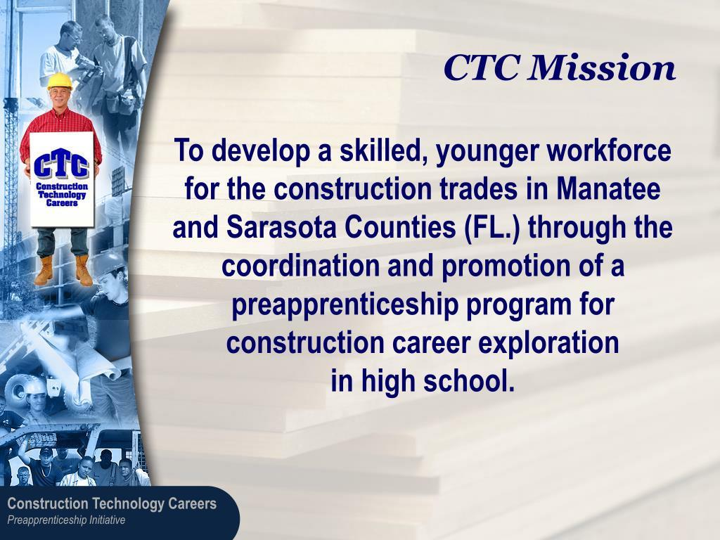 CTC Mission