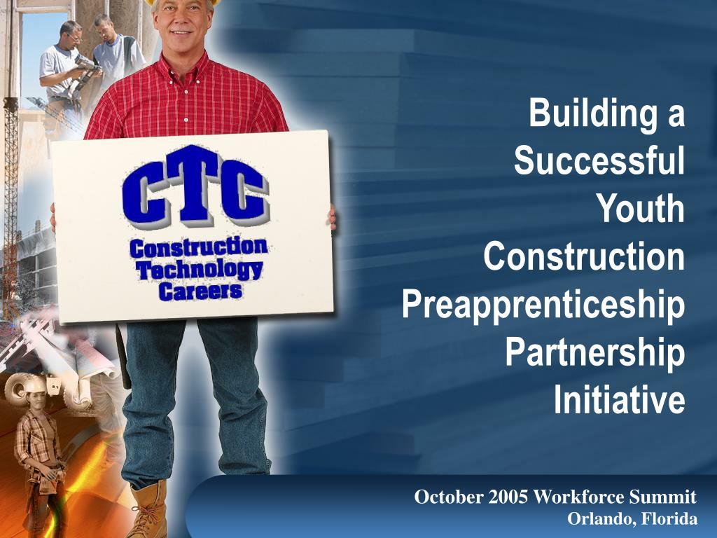 October 2005 Workforce Summit