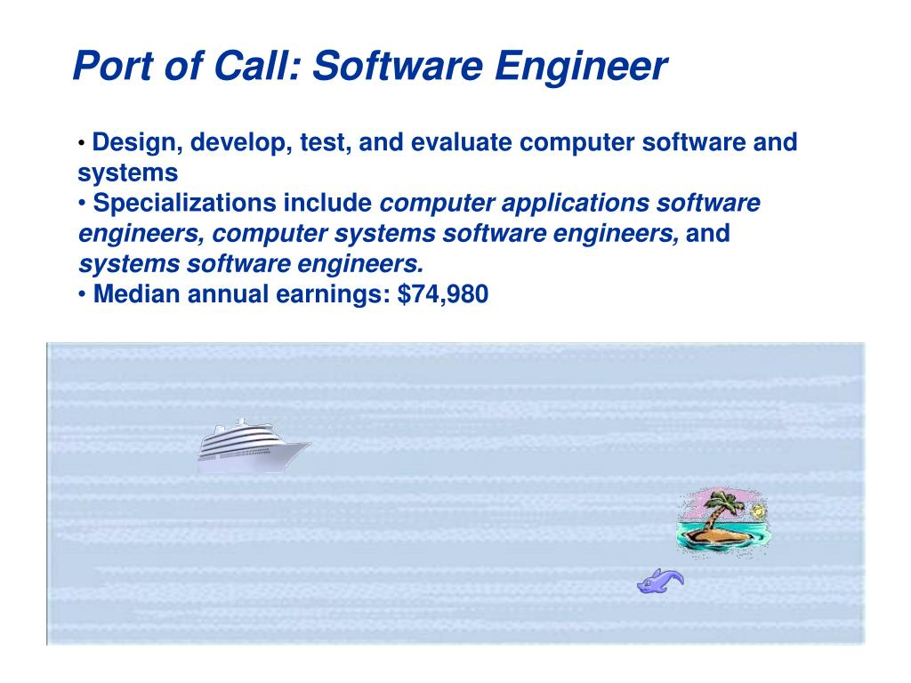 Port of Call: Software Engineer