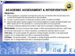 academic assessment intervention9
