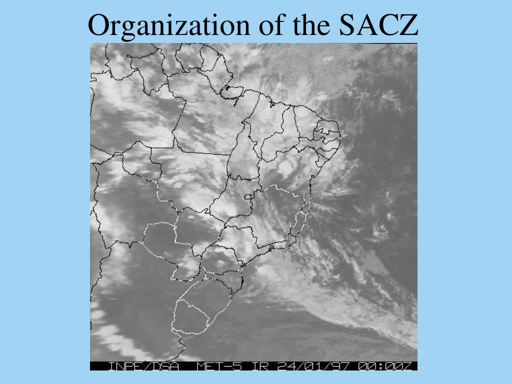 Organization of the SACZ