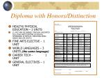 diploma with honors distinction13