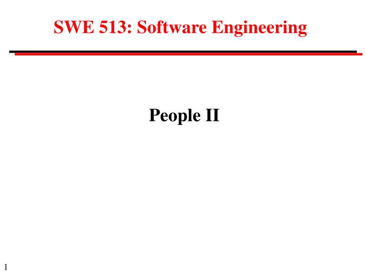 S we 51 3 software engineering