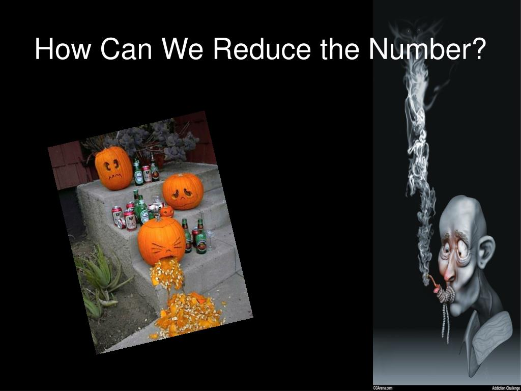 How Can We Reduce the Number?