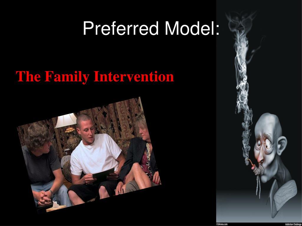 Preferred Model:
