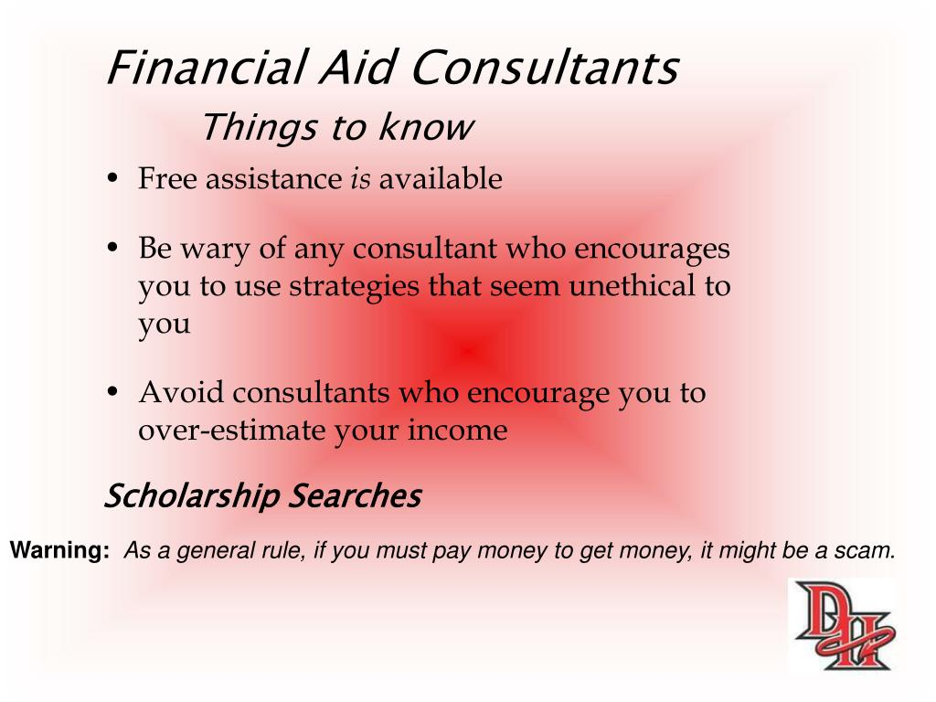 Financial Aid Consultants