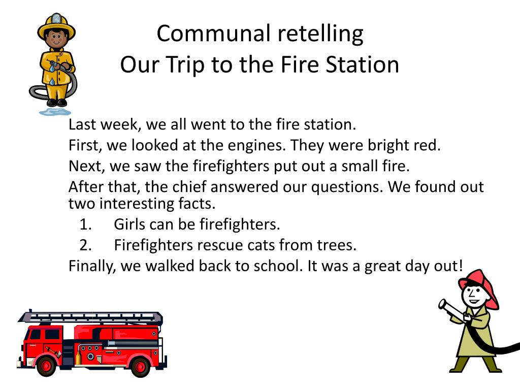 Communal retelling