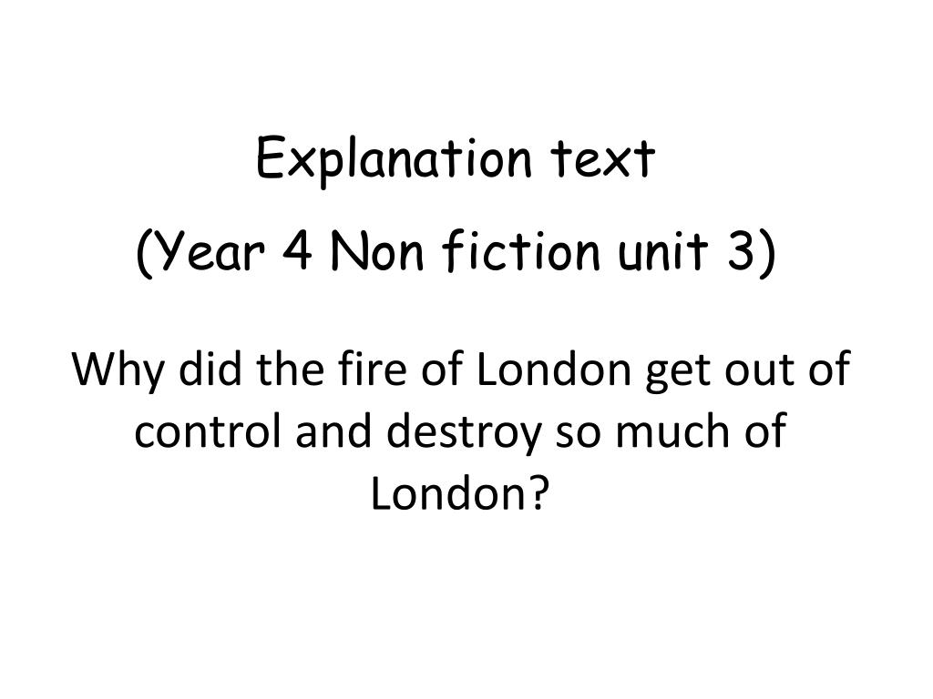 Why did the fire of London get out of control and destroy so much of London?