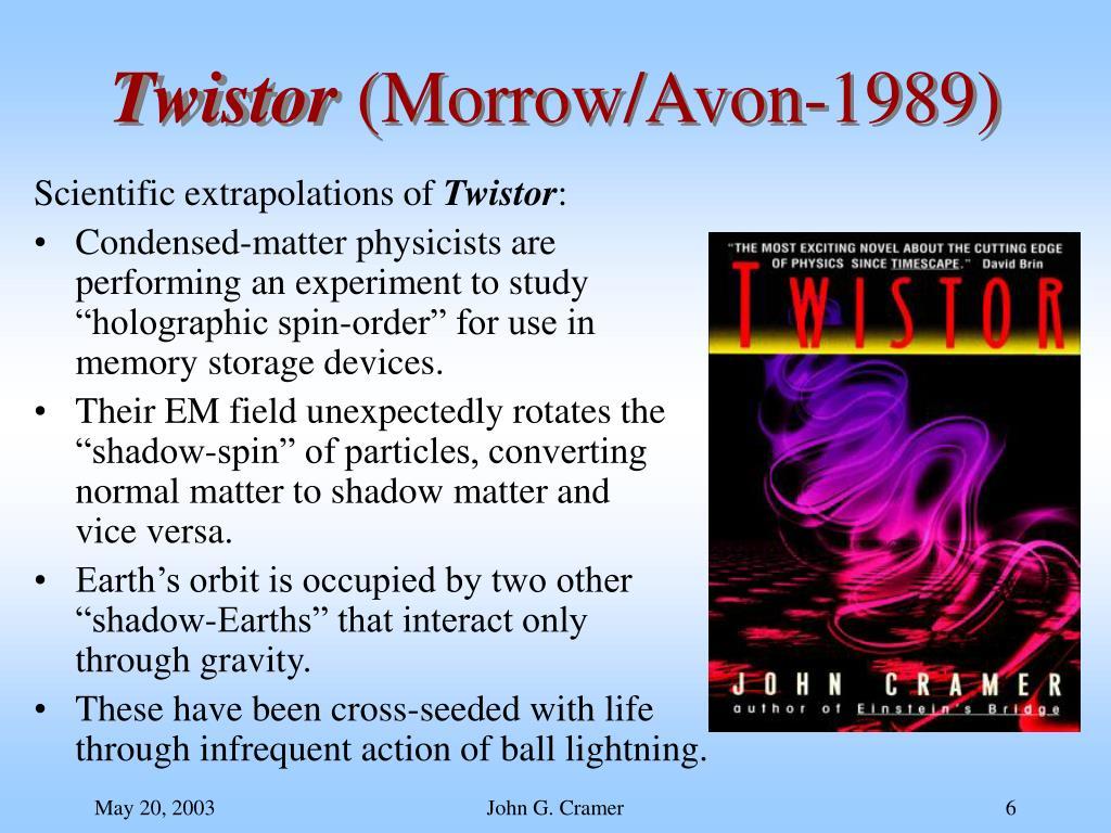 Twistor