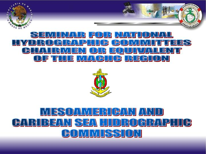 SEMINAR FOR NATIONAL