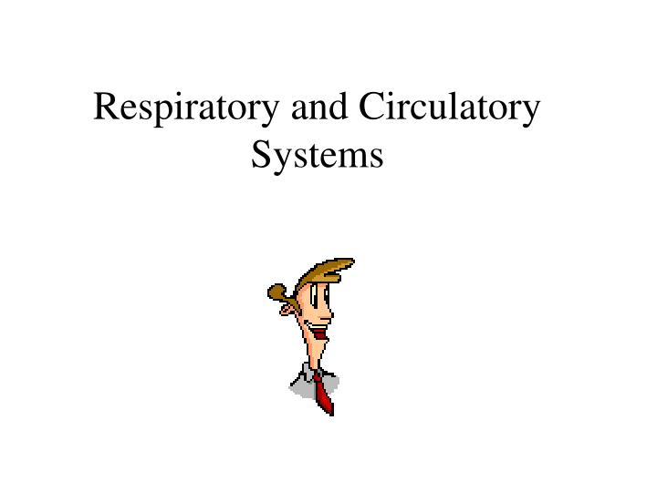 Respiratory and circulatory systems l.jpg