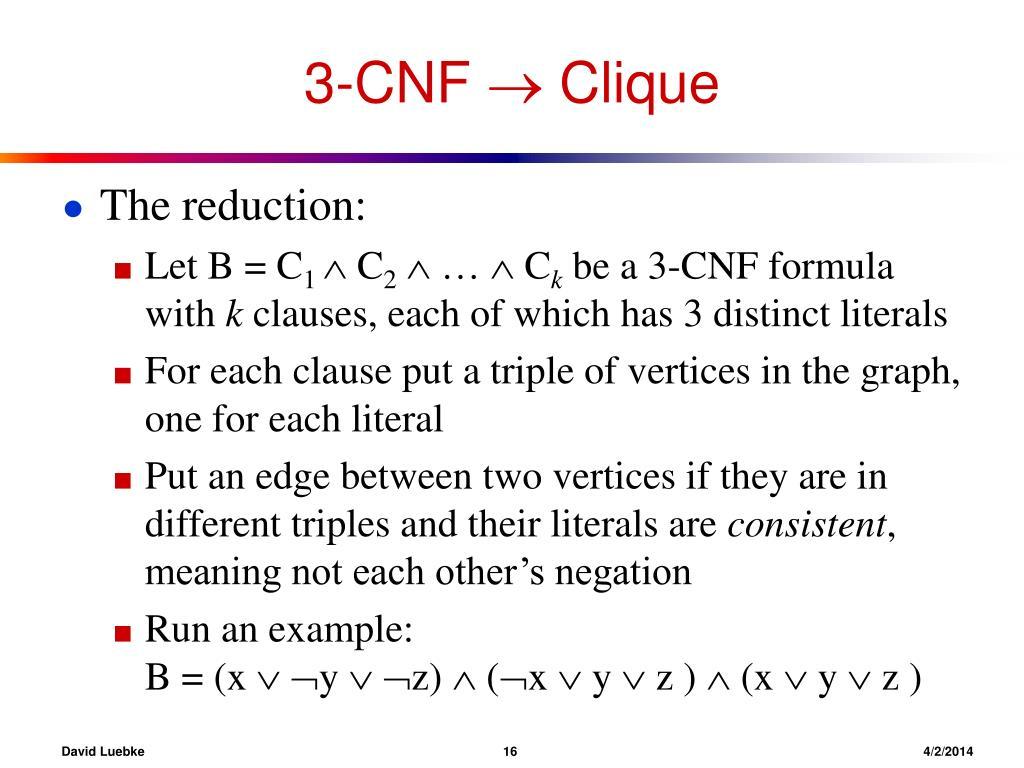 3-CNF
