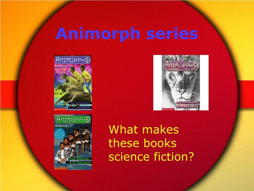 Animorph series