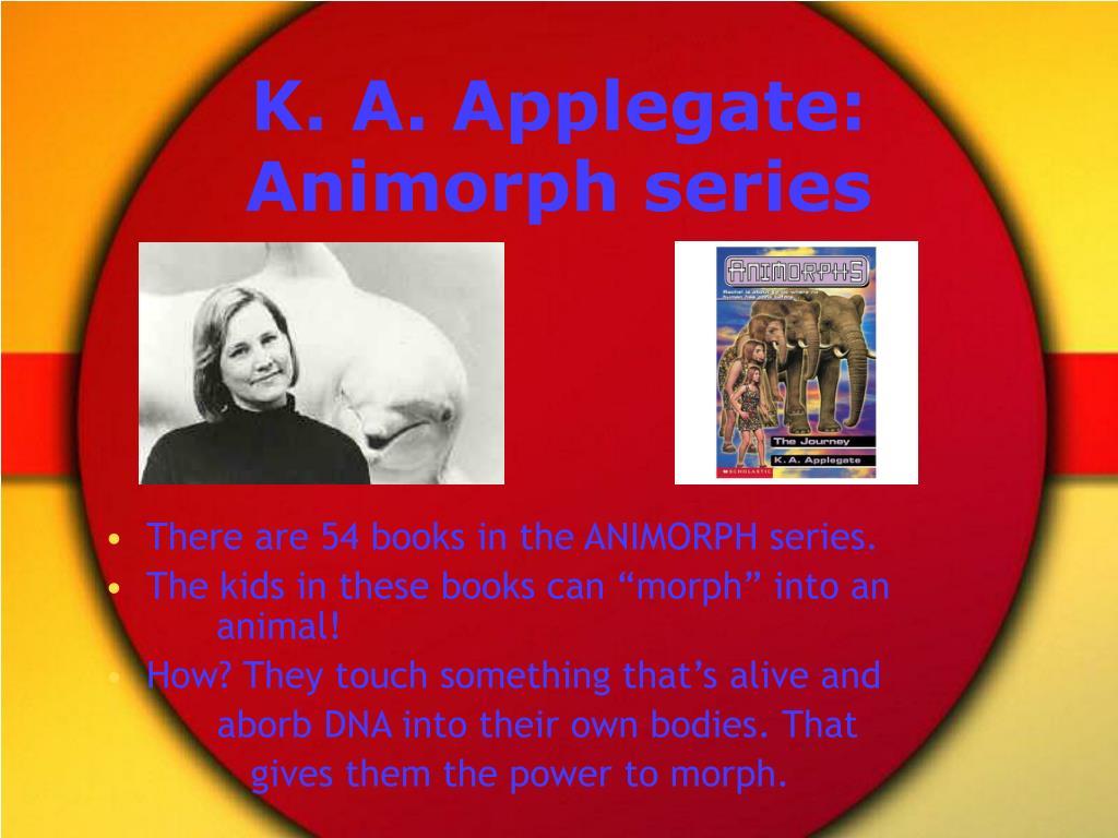 K. A. Applegate: