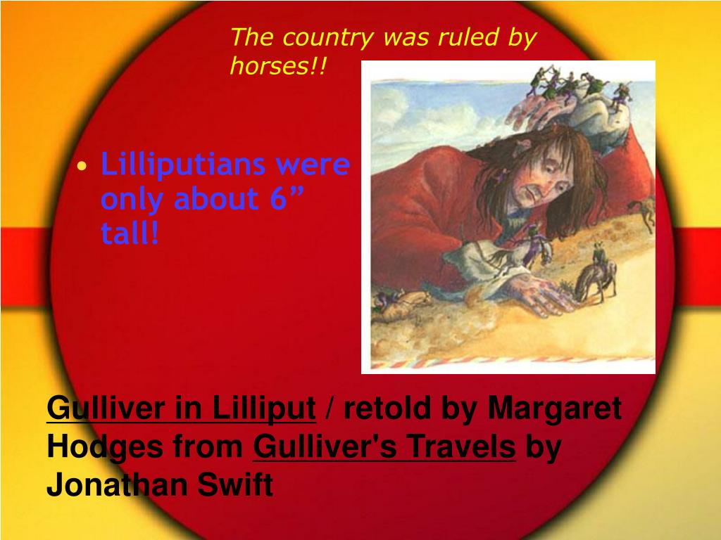 The country was ruled by horses!!