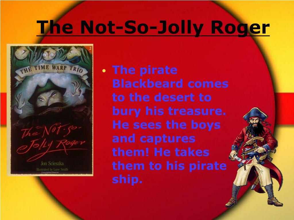 The Not-So-Jolly Roger