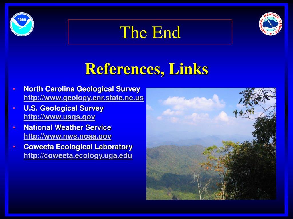 North Carolina Geological Survey