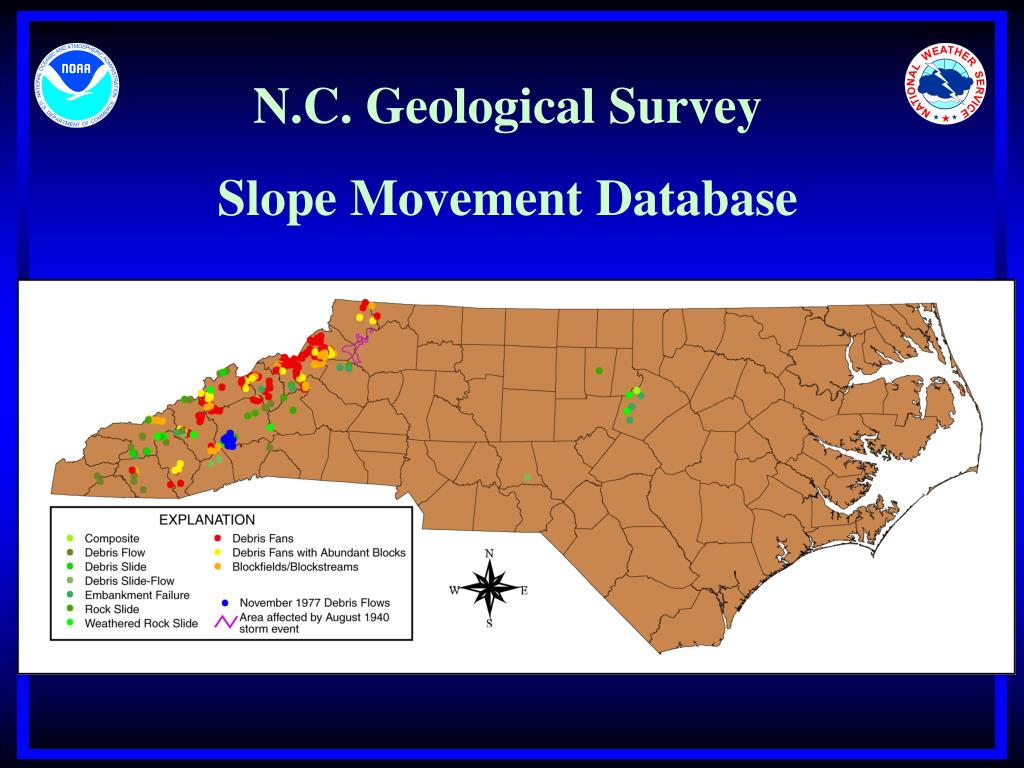 N.C. Geological Survey